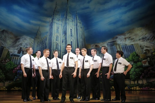 'The Book of Mormon' wickedly funny