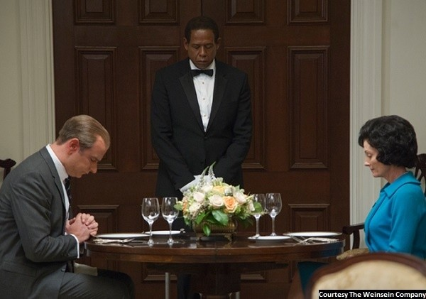 'The Butler' effective despite wide-angle approach