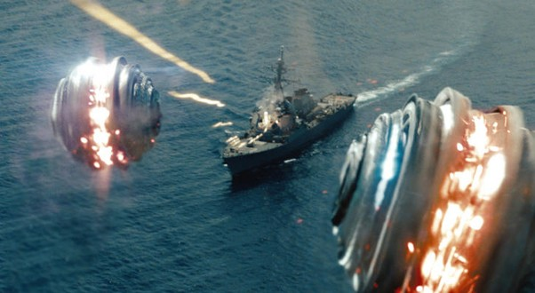 'Battleship' founders under its own weight