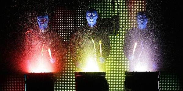 Blue Man Group fuses comedy, music, and art