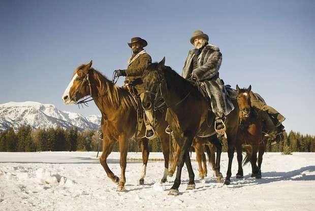 Tarantino gives viewers violent, daring ride through old South
