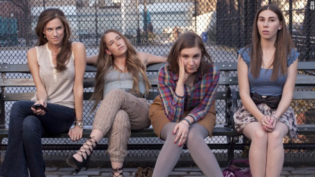 Pop goes the culture: 'Girls' an entrancing train wreck of a series