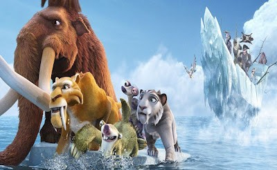 'Ice Age: Continental Drift' gets lost in a sea of mediocrity