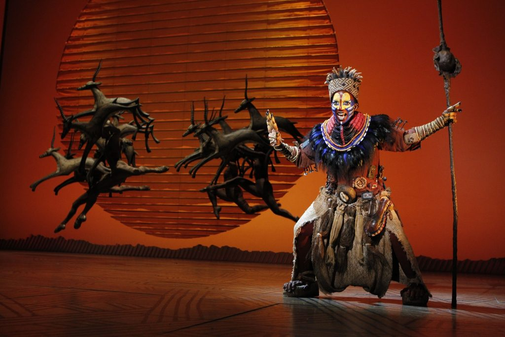 Stage version of 'The Lion King' has much to roar about
