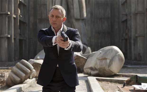 "Craig, Bardem stir up Bond's best in ""Skyfall'"