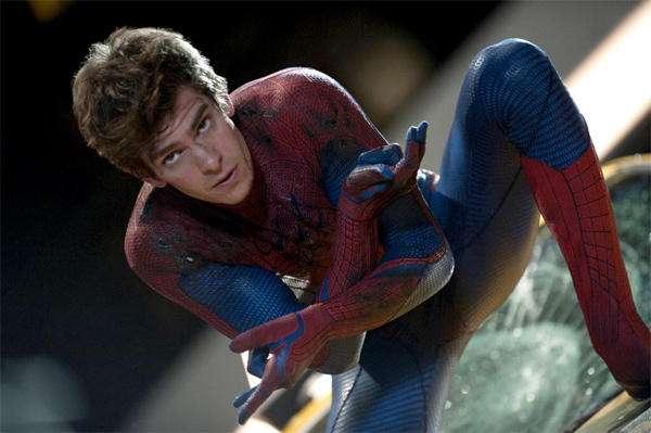 Spider-Man reboot takes fresh bite of web-slinger saga