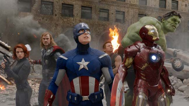 'The Avengers' assembles a whole as good as its parts