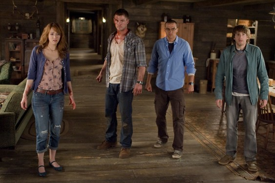 'Cabin' cleverly twists together horror, humor