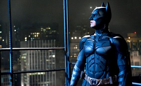 'Dark Knight Rises' to the occasion