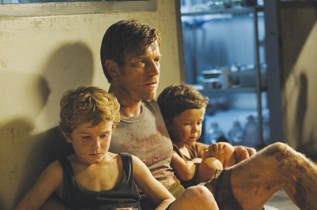 Harrowing tale well told in 'The Impossible'