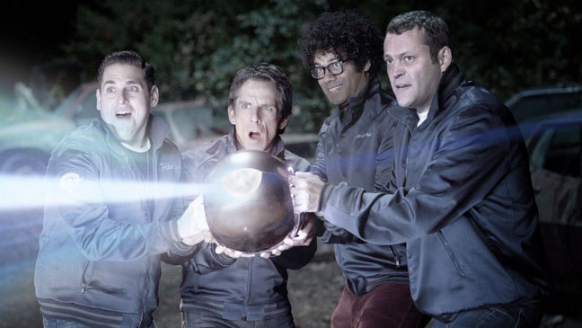 'The Watch' puts suburbia under alien siege in light comedy