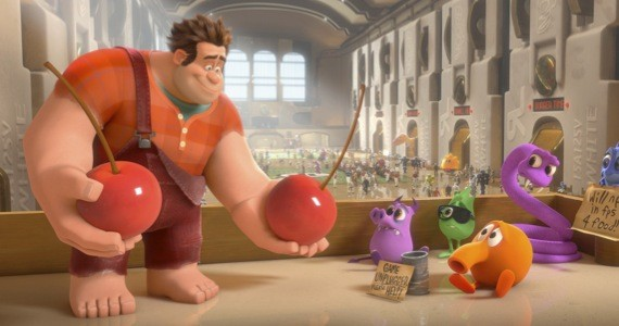 Disney brings its 'A' game in 'Wreck-it Ralph'