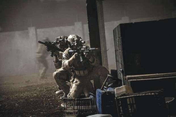 'Zero Dark Thirty' a gripping tale of bin Laden manhunt