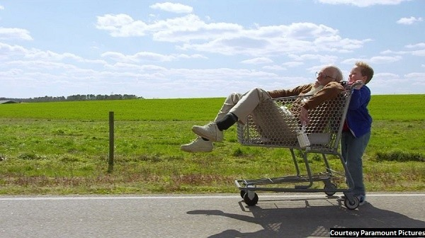 'Bad Grandpa' meets expectations, and that's not necessarily a good thing
