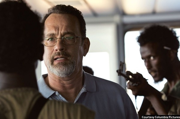"""Hanks takes 'Captain Phillips"""" to the next level"""
