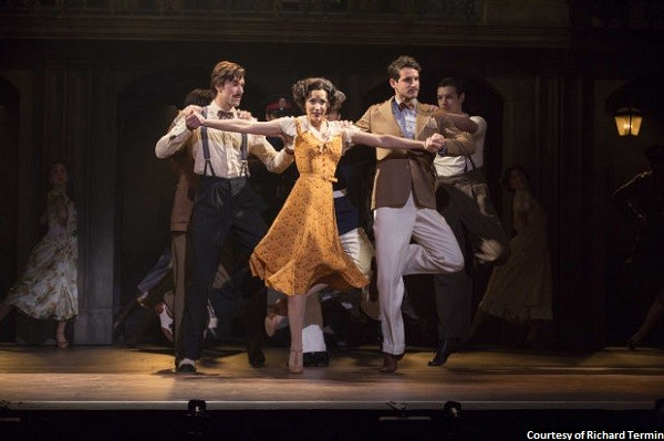 'Evita' shows its age in touring production