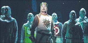 'Spamalot' every bit as entertaining as 'Holy Grail'