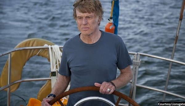 Read more about the article 'All Is Lost' finds right blend for compelling film