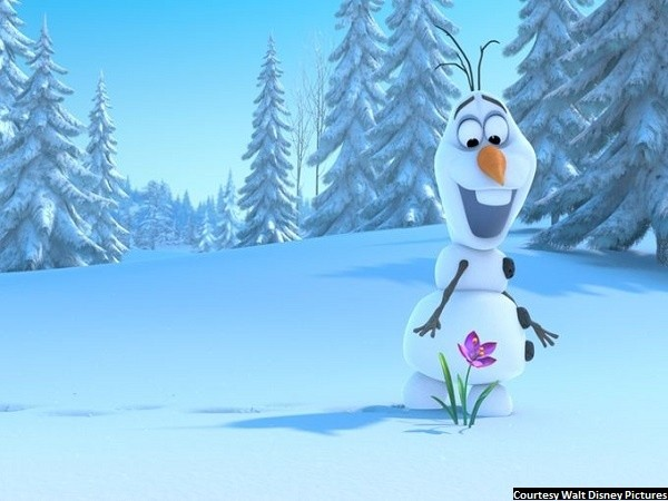 Disney continues princess evolution with 'Frozen'
