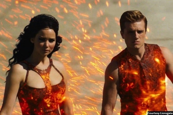 'Hunger Games' sequel proves both tasty and filling
