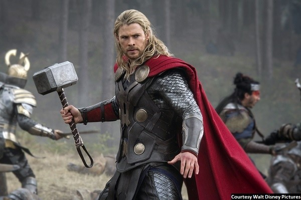 Second 'Thor' film another entertaining spectacle