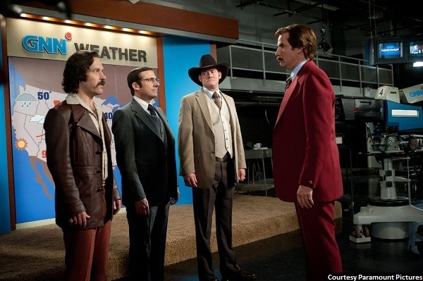 'Anchorman 2' a hilarious and worthy sequel