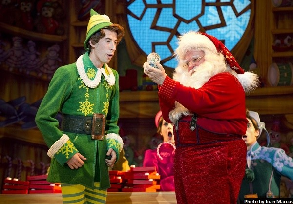 """Despite shortfalls, 'Elf"""" a good fit for this time of year"""
