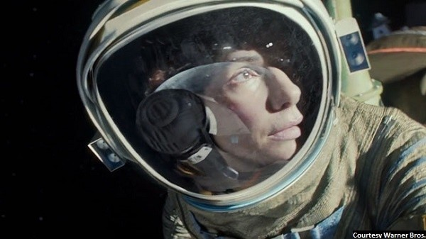 'Gravity' a visual treat that's not to be missed