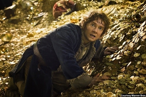 """Hobbit"" sequel keeps the action roaring along"