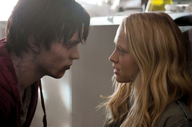 'Warm Bodies' feasts on quirkiness of zombie love