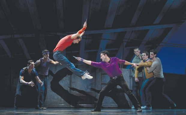 'West Side Story': still 'pretty, witty and bright'