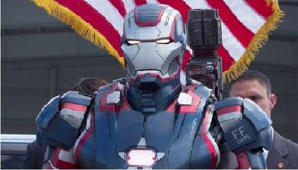 Trailer Park: 'Iron Man 3' yet again