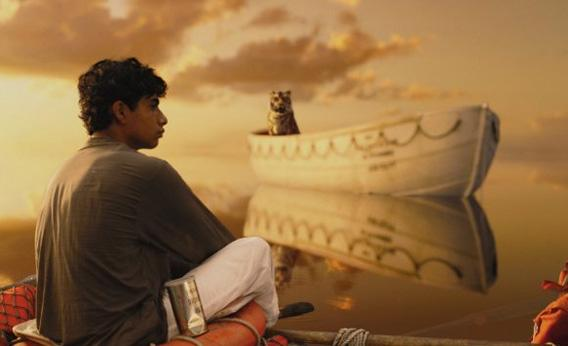 'Life of Pi' a thought-provoking incredible journey