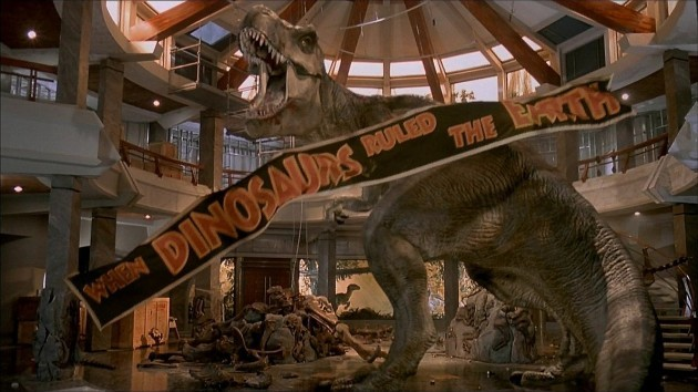 Dino-frights are scarier than ever in 'Jurassic Park 3D'