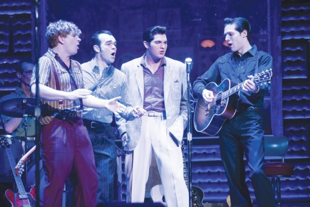 'Quartet' offers solid night of solid gold hits