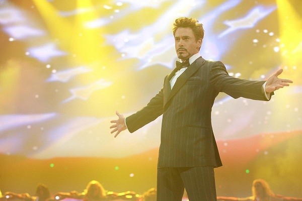 Iron Man 2' a superhero flick with real character