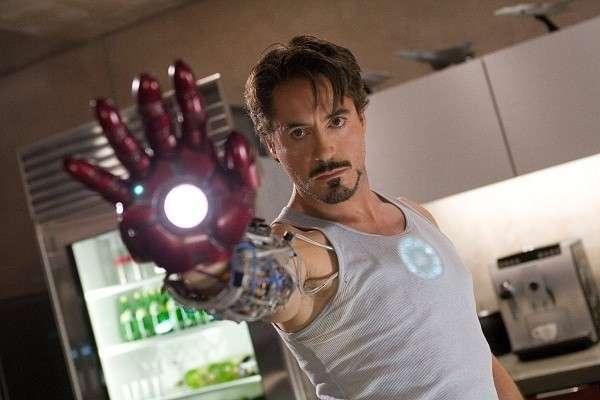 Downey a marvel as 'Iron Man'