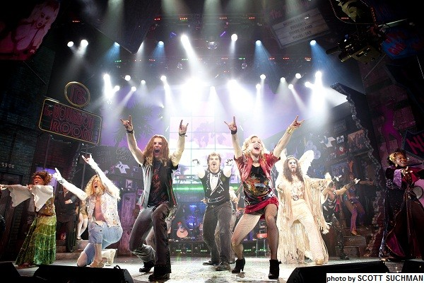 'Rock of Ages' delivers nothing but a good time
