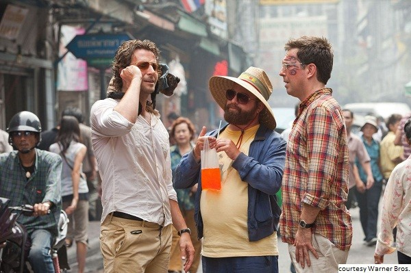 Wolf Pack returns for Bangkok bender in 'The Hangover Part II'
