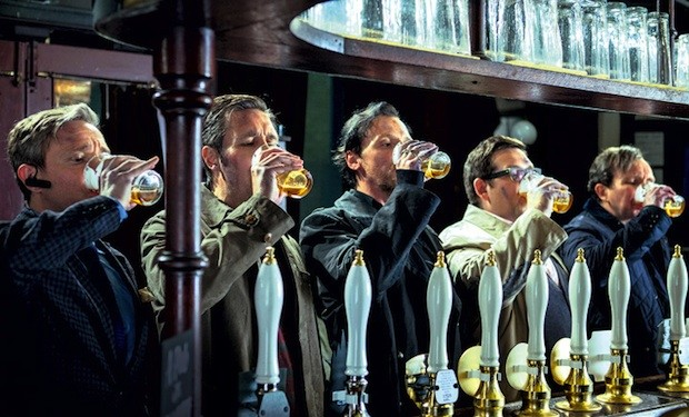 'World's End' proves fun capper to gloriously odd trilogy