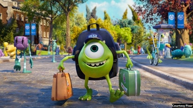 Pixar gives life to solid 'Monsters' prequel