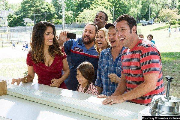 Read more about the article 'Grown Ups 2′ should be lit on fire, placed on Old Man Clemens' porch