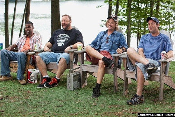 'Grown Ups' fails to live up to Sandler's reputation