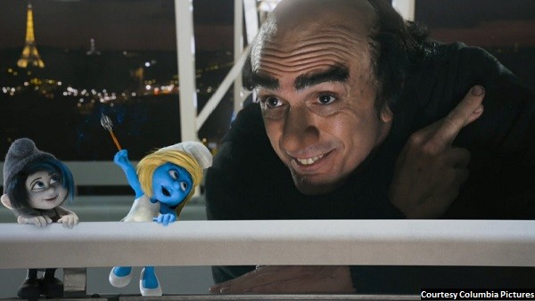 'The Smurfs 2' is not a good movie