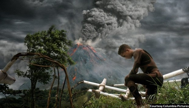 'After Earth' paints grim future for Shyamalan