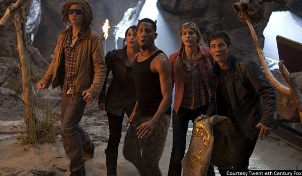 Second 'Percy Jackson' movie makes for above-average family fare