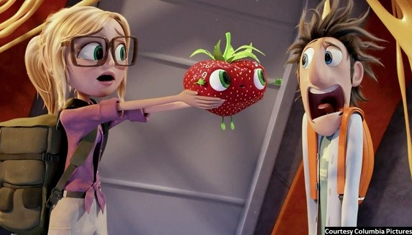 'Cloudy With a Chance of Meatballs 2' a smorgasbord of fun