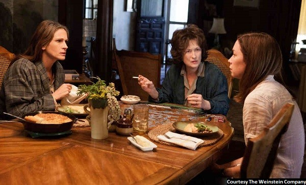 'August: Osage County' good, but fails to meet potential