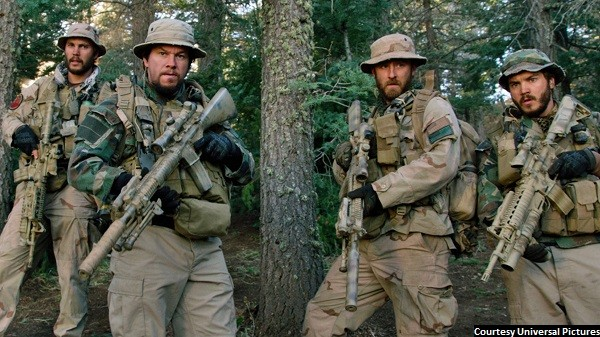 'Lone Survivor' does the job as war movie, but lacks anything extra