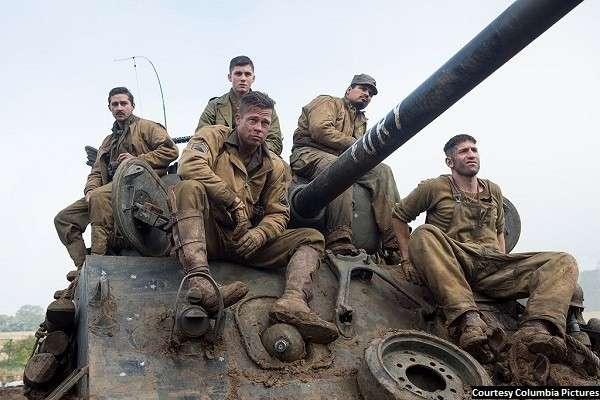 'Fury' a worthy entrant into the war-movie genre